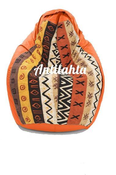 кресло мешок груша расцветка Африка